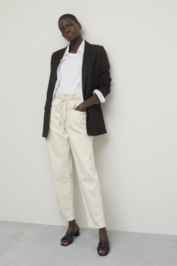 SS21 Closed Anni creme jeans