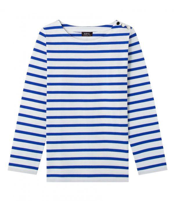 APC Striped sailor jersey
