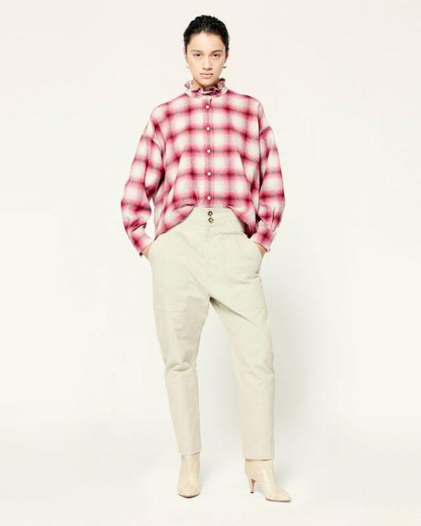 AW22- Etoile Isabel Marant-Pralunia baggy pants