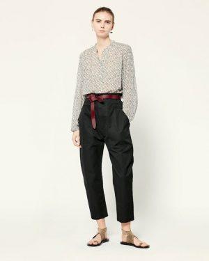 Pralunia black pants