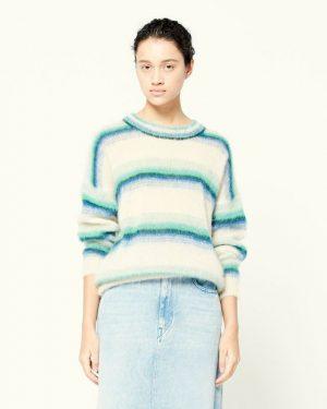 Isabel Marant Etoile Drussell striped jumper