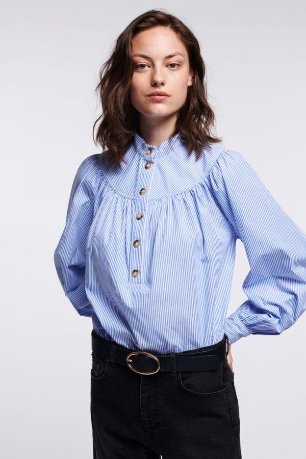 Vanessa Bruno Pamina striped blouse