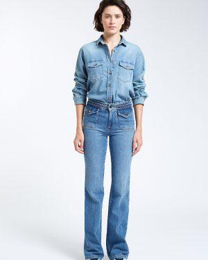 Vanessa Bruno-Nano blue jeans