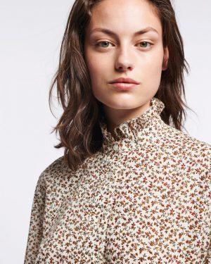 Vanessa Bruno Ecru Sidney blouse