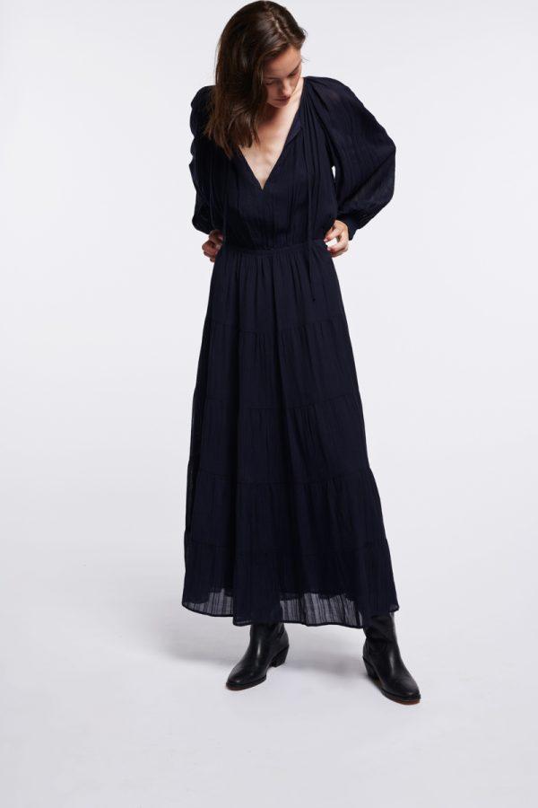 Vanessa Bruno. Sultane long dress.