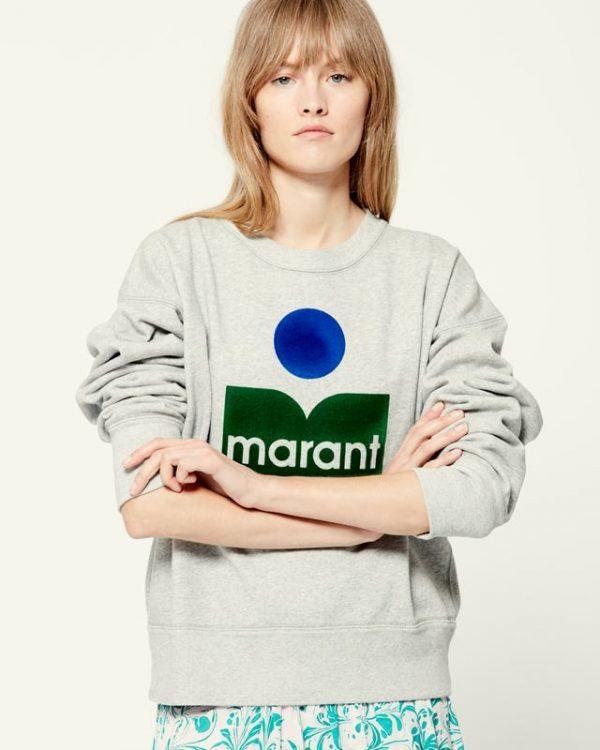 Isabel Marant Étoile- Mobyli sweatshirt