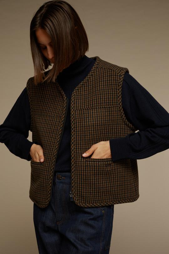 Soeur - Larzac waistcoat