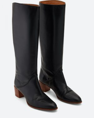 Vanessa Bruno-Black boots